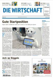 Die Wirtschaft Köln - Ausgabe 02/2016