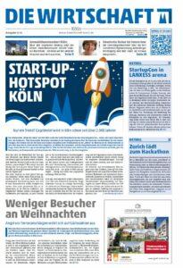 Die Wirtschaft Köln - Ausgabe 05/2016