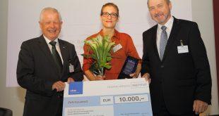 Kölner Wissenschaftler mit Roman Herzog Preis ausgeeichnet.- copyright:Roman Herzog Institut