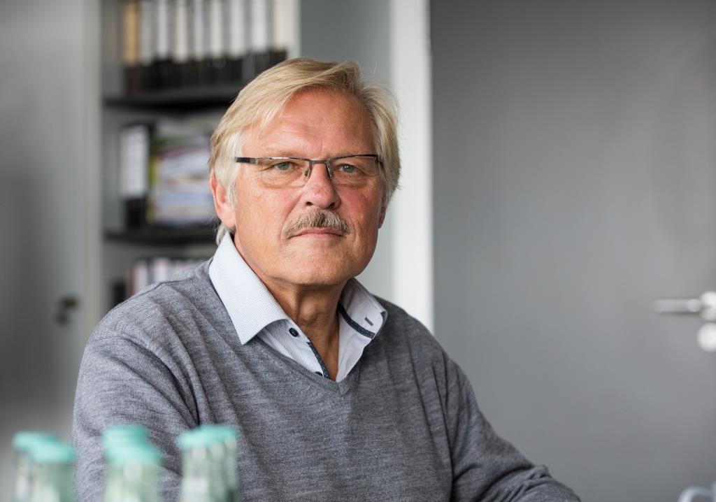 Roland Berger, Leiter Stabsstelle für Medien- und Internetwirtschaft der Stadt Köln - copyright: Alex Weis / DIE WIRTSCHAFT KÖLN