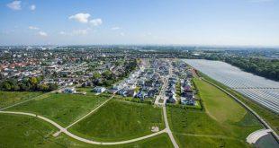 In Wesseling wurde mit dem Stadtteil Eichholz-Kelderich neuer Wohnraum erschlossen.- copyright: PARETO.