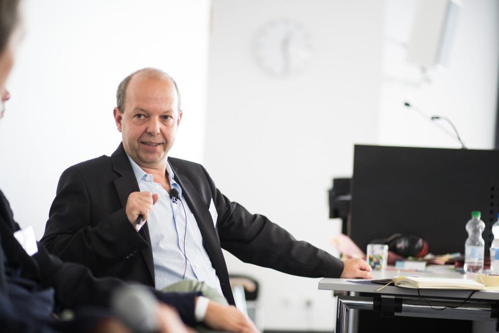 Ein Professor für Start-ups: Kai Thierhoff - copyright: Christian Klant für Thierhoff Consulting