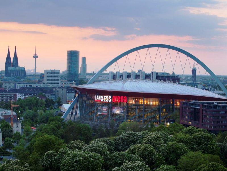 Die Kölner LANXESS arena generiert einen Jahresumsatz von 45 Millionen Euro. - copyright: LANXESS arena
