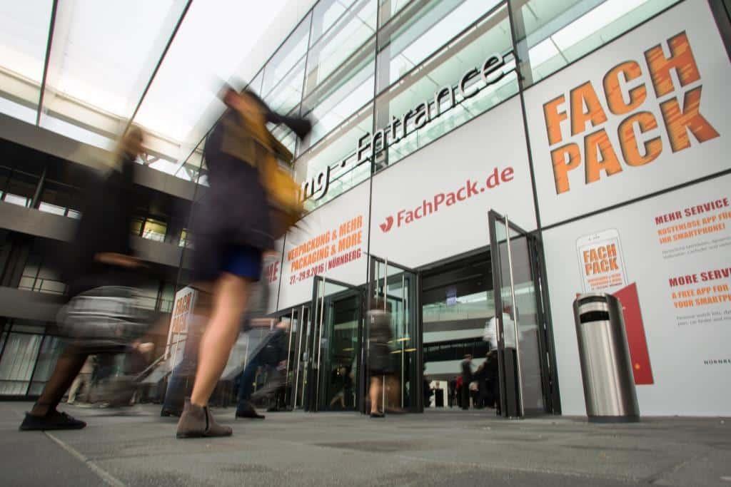 Innovative Verpackungslinien auf der Nürnberger FachPack - copyright: NuernbergMesse / Thomas Geiger