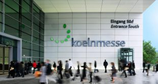 Koelnmesse mit Rekordumsatz von über 400 Millionen Euro