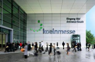 Koelnmesse mit Rekordumsatz von über 400 Millionen Euro copyright: Koelnmesse GmbH