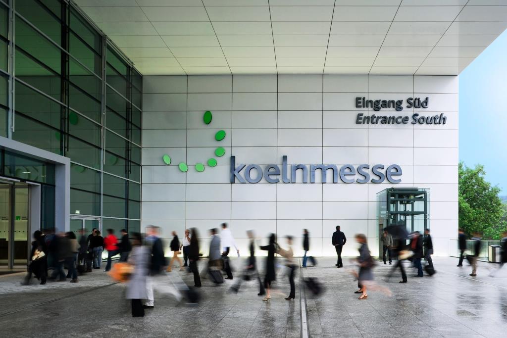 Transformation zur Zukunftsmesse: Koelnmesse knackt ab 2017 die 300-Millionen-Umsatz-Marke - copyright: Koelnmesse GmbH