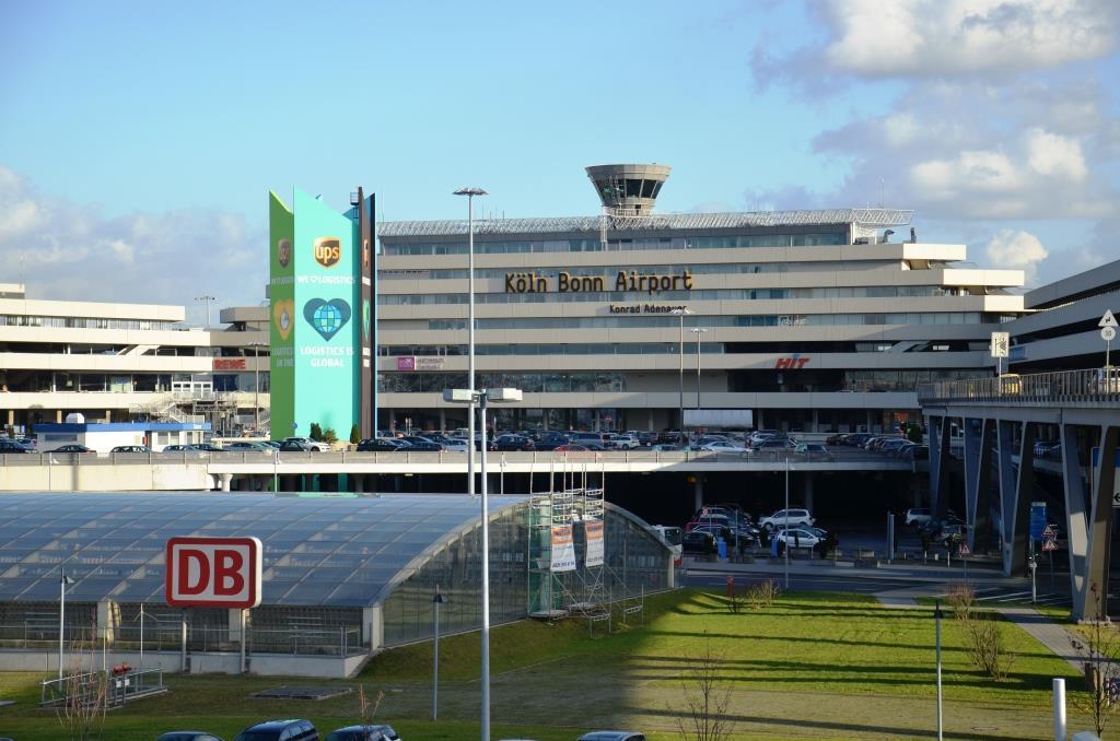 Flughafen Köln/Bonn: Innovative Projekte und Rekordzahlen - copyright: Köln Bonn Airport