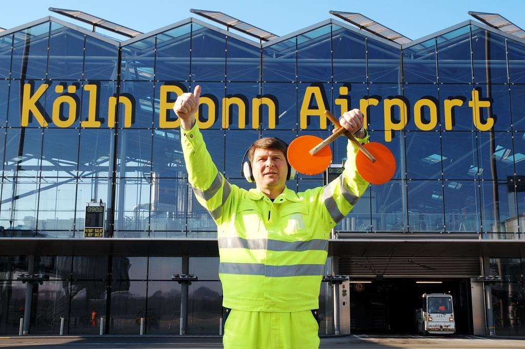 Zahl der Arbeitsplätze am Flughafen steigt weiter - copyright: Köln Bonn Airport