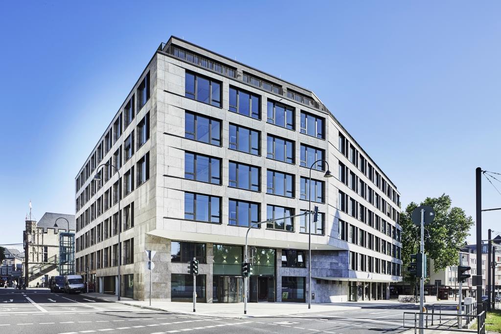 Gürzenich-Quartier in Köln – Vollvermietung der Büroflächen - copyright: Entwicklungsgesellschaft Gürzenichquartier mbH & Co. KG