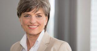 """Kölns Wirtschaftsdezernentin Ute Berg: """"Wir rechnen mit etwas weniger Besuchern, was mit der weltwirtschaftlichen Lage zusammenhängt."""" - copyright: Brigitta Petershagen"""