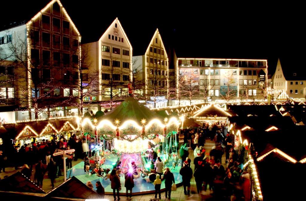 Die Adventszeit und Weihnachten sind ein wichtige Wirtschaftsfaktoren für Köln − trotz sinkender Touristenzahlen - copyright: pixabay.com