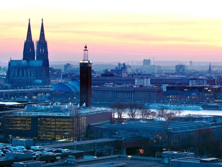 Aktueller Kölner Büromarkt: Rekordumsatz 2016 und seine Folgen - copyright: pixabay.com