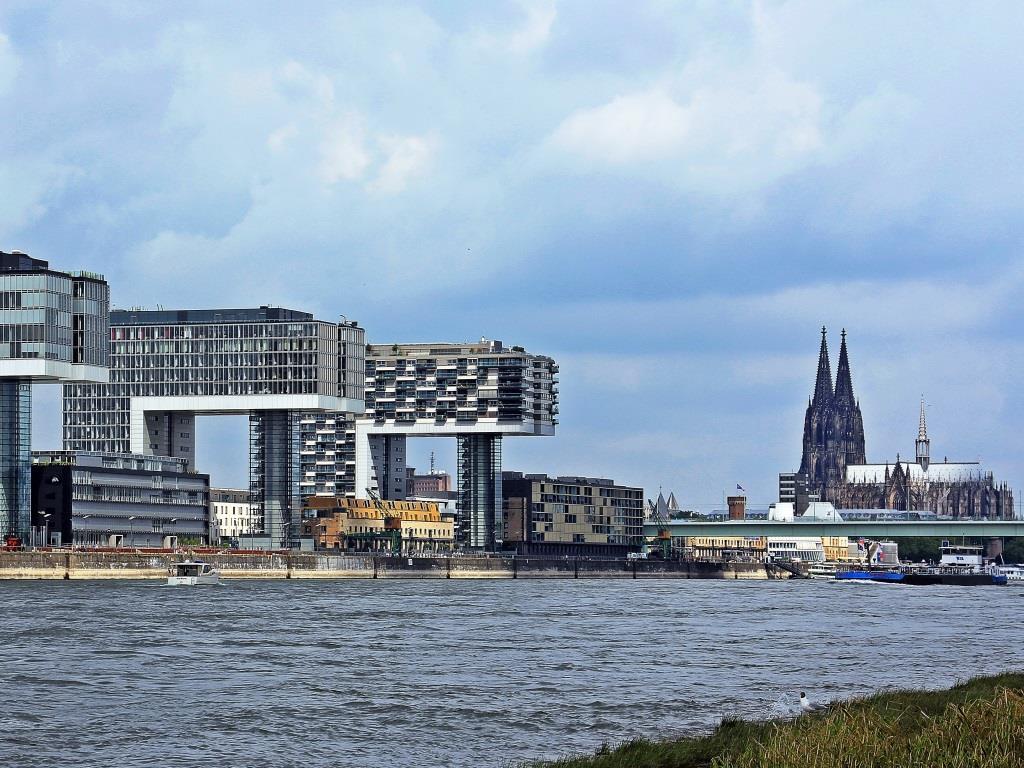 Köln - eine Wirtschaftsregion mit großen Potenzial - copyright: pixabay.com