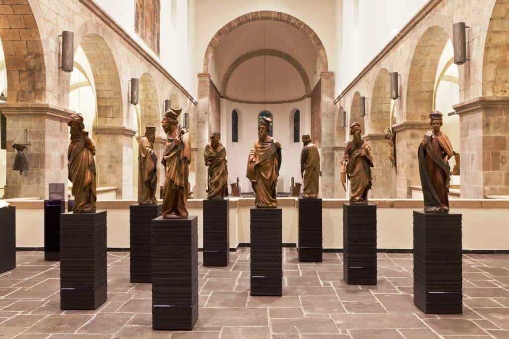 Über 900.000 Besucher in den städtischen Museen - copyright: RBA / W.Meier