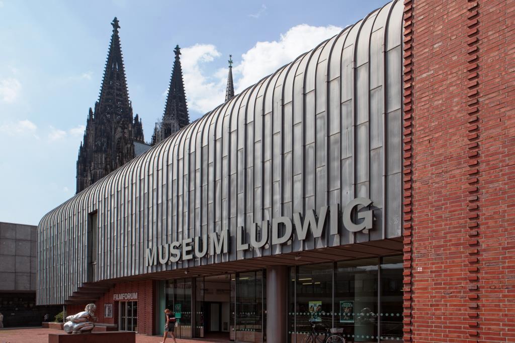Mehr als 230.000 besuchten das Museum Ludwig 2016. - copyright: KölnTourismus GmbH / Lee M.
