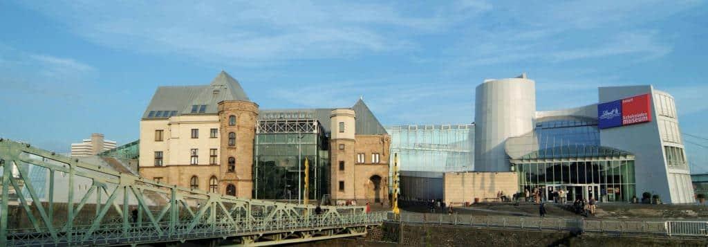Das privat betriebene Schokoladenmuseum, 1993 eröffnet, zieht regelmäßig um die 650.000 Besucher im Jahr an. - copyright: Schokoladenmuseum Köln