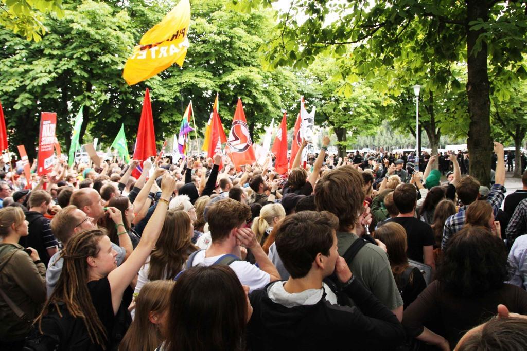 Demonstrationen belasten Köln zunehmend - copyright: pixabay.com