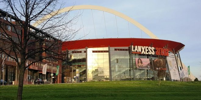 Sie StartupCon findet auch 2017 wieder in der Kölner LANXESS arena statt. - copyright: Die Wirtschaft Köln / Alex Weis