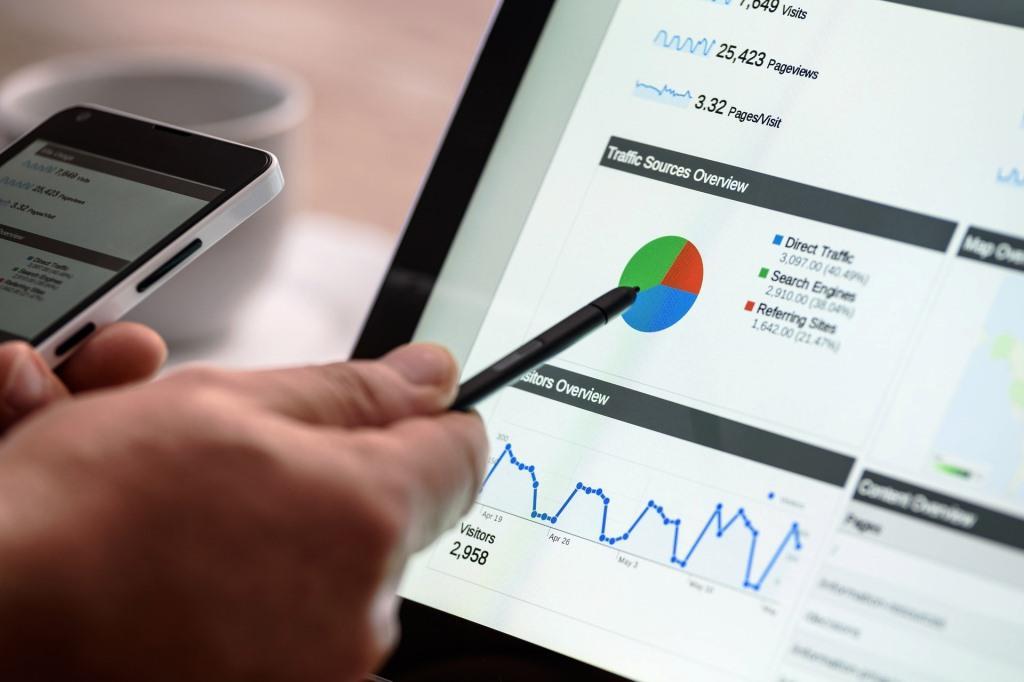 Unternehmenswebsite verbessern mit Analysetools: Eine Übersicht der Werkzeuge - copyright: pixabay.com