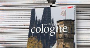 Das Cologne Convention Bureau (CCB) hat den neuen Meeting Point Cologne (MPC) 2017/18 herausgebracht. - copyright: CCB