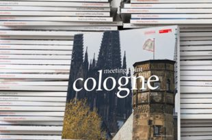 Das Cologne Convention Bureau (CCB) hat den neuen Meeting Point Cologne (MPC) 2017/18 herausgebracht. - copyright: CCB