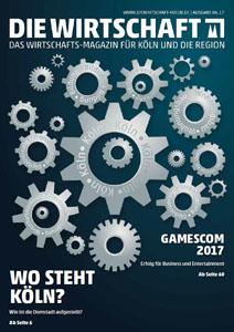 Die Wirtschaft Köln - Ausgabe 04 / 2017