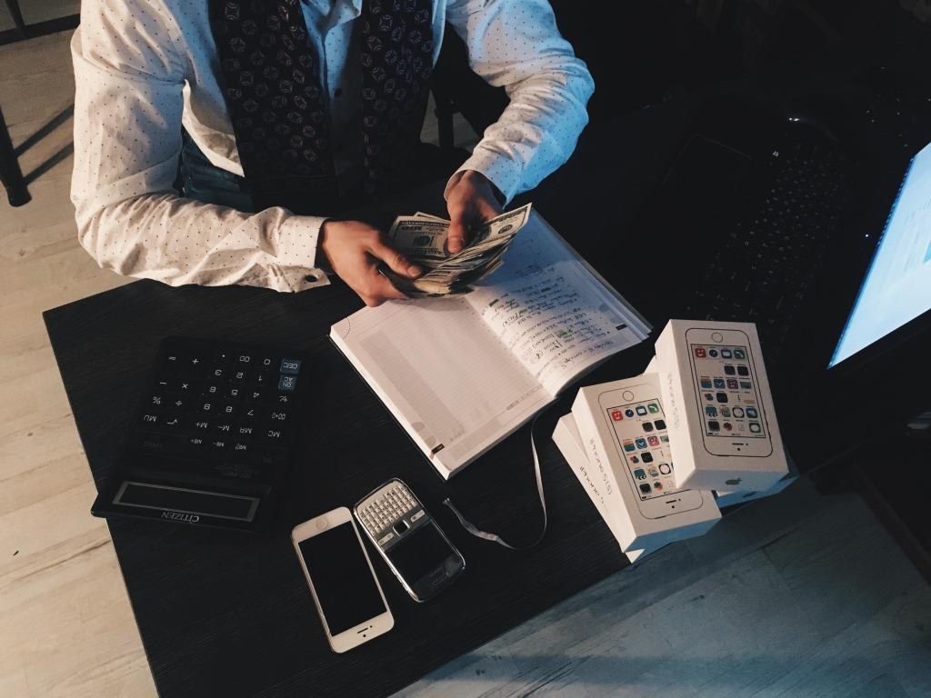 Wie ein Finanzcheck einem Start-Up hilft - copyright: pexels.com