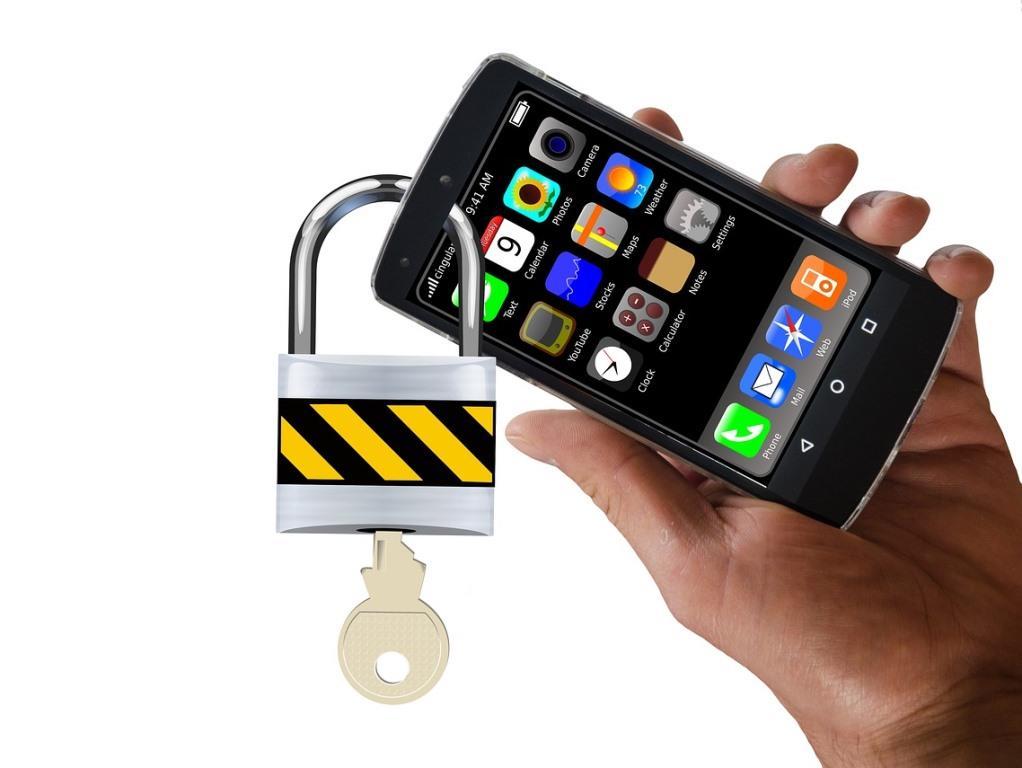 Internetsicherheit in einer mobilen Welt - copyright: pixabay.com