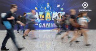 Die Spiele von Köln: gamescom 2017 knackt eigene Rekorde - copyright: Koelnmesse GmbH, Harald Fleissner