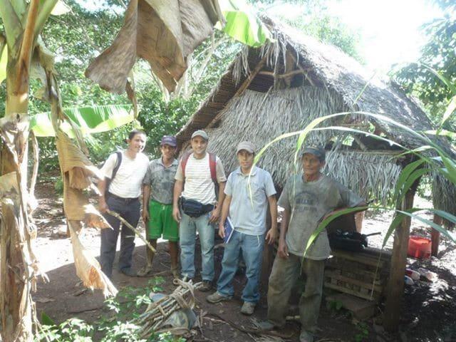 Native Cotton Bauern in Peru - copyright: Green Cotton