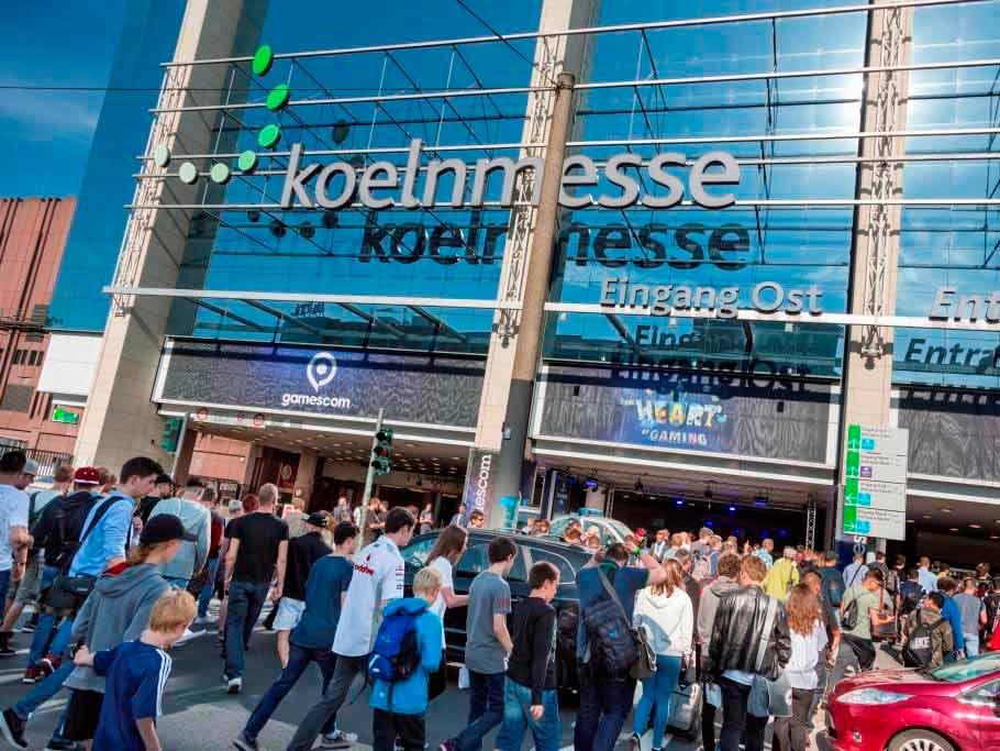 gamescom 2017: Mehr Fläche, mehr Aussteller, mehr Besucher. - copyright: Koelnmesse GmbH, Harald Fleissner