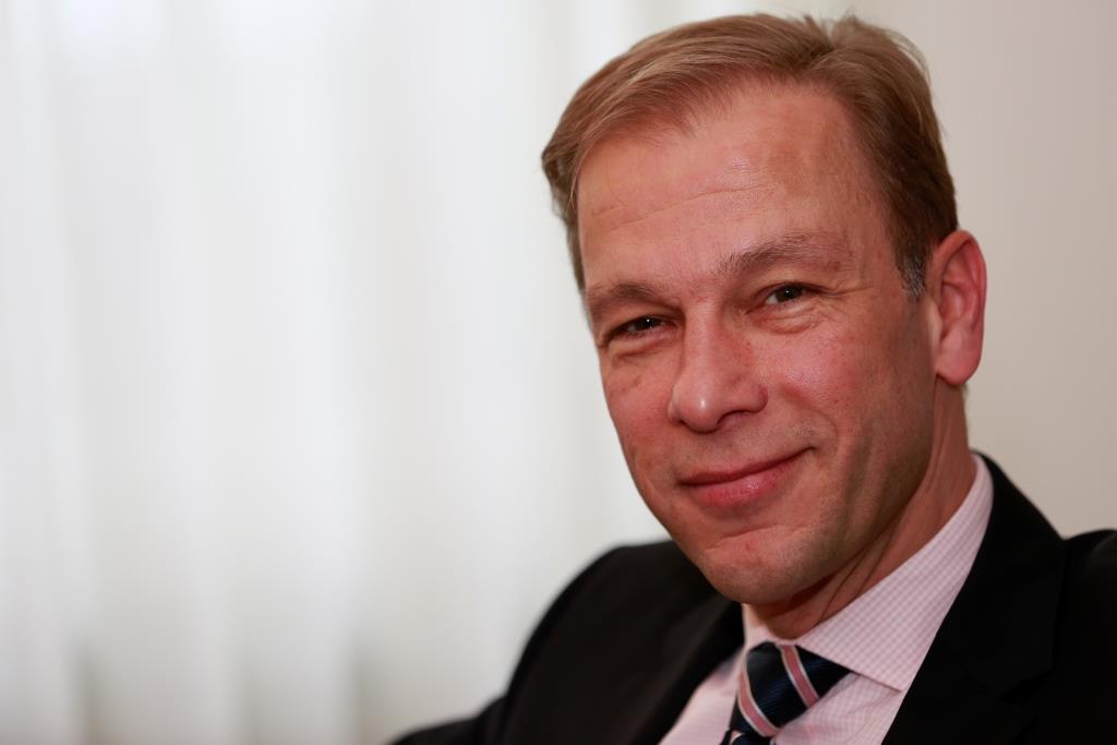 Ulf Reichardt, Hauptgeschäftsführer der IHK Köln - copyright: Alex Weis / Die Wirtschaft Köln
