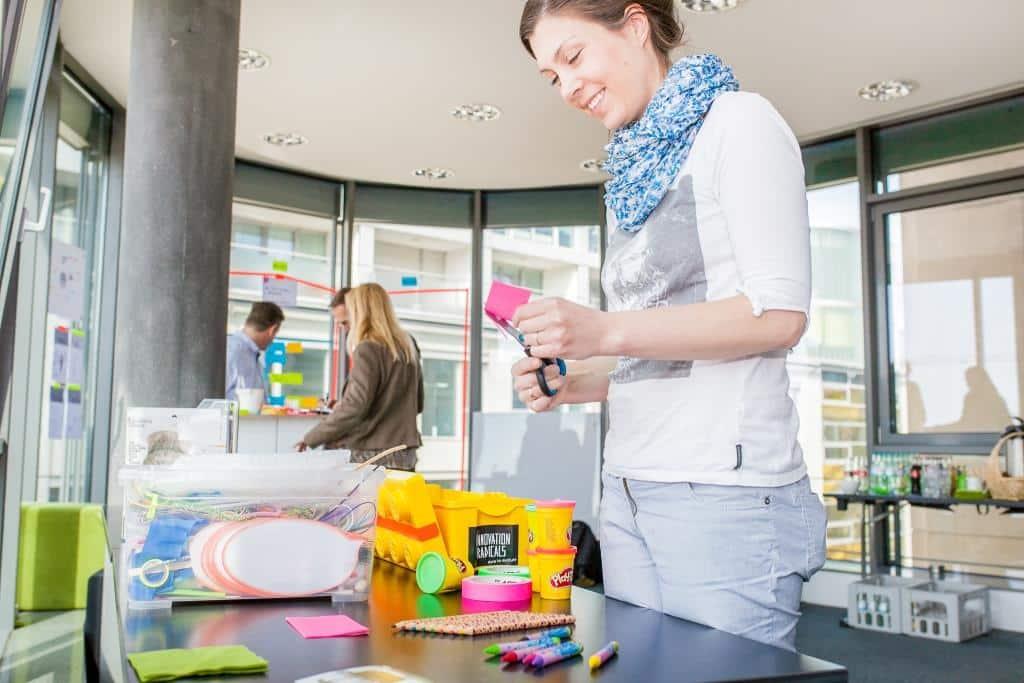 Startups probieren neue Dinge systematisch aus. - copyright: Manor Lux Business Photography / STARTPLATZ