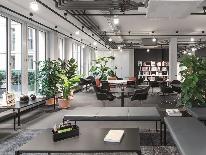 Event-Location: Design Offices Köln Gereon - Moderne Arbeitswelten für Business-Events - copyright: Design Offices