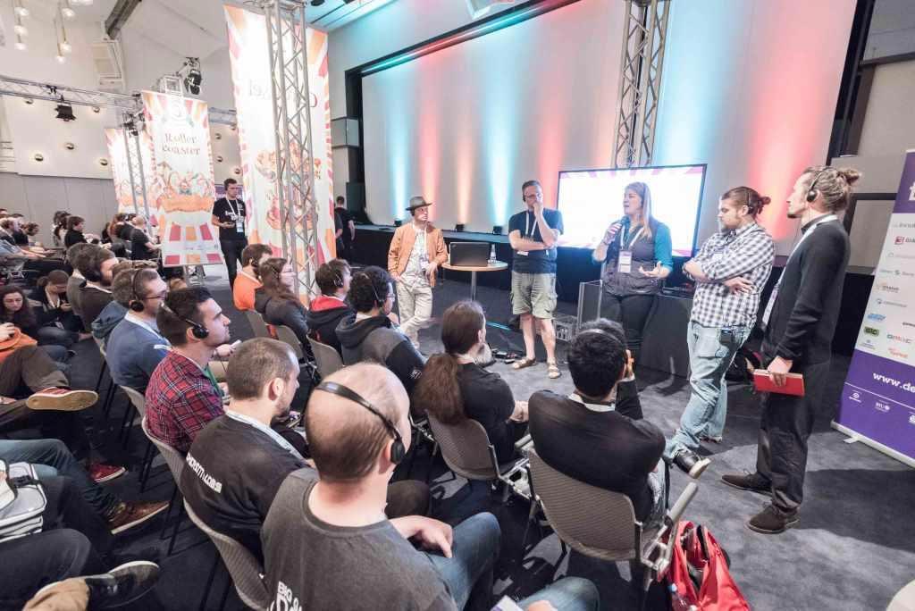 Starke Premiere der devcom: Fortsetzung für 2018 bestätigt - copyright: Koelnmesse GmbH, Oliver Wachenfeld