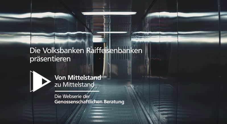 Der Mittelstand – mit der VR Webserie zum Erfolg - copyright: Screenshot YouTube