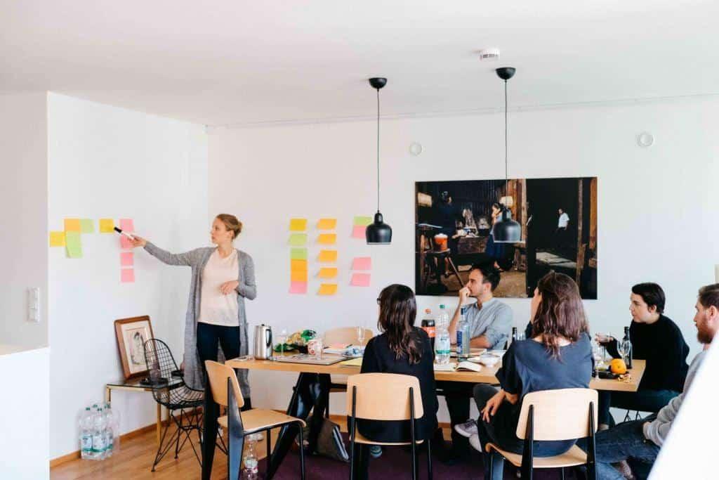 Das Wertheim eignet sich für Tagungen, Konferenzen, Meetings oder als Coworking Space. copyright: Wertheim Cologne über Event Inc