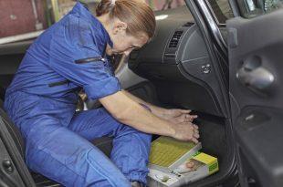 Für saubere Luft: Vom Staubsauger bis zum Industriefilter copyright: MANN + HUMMEL