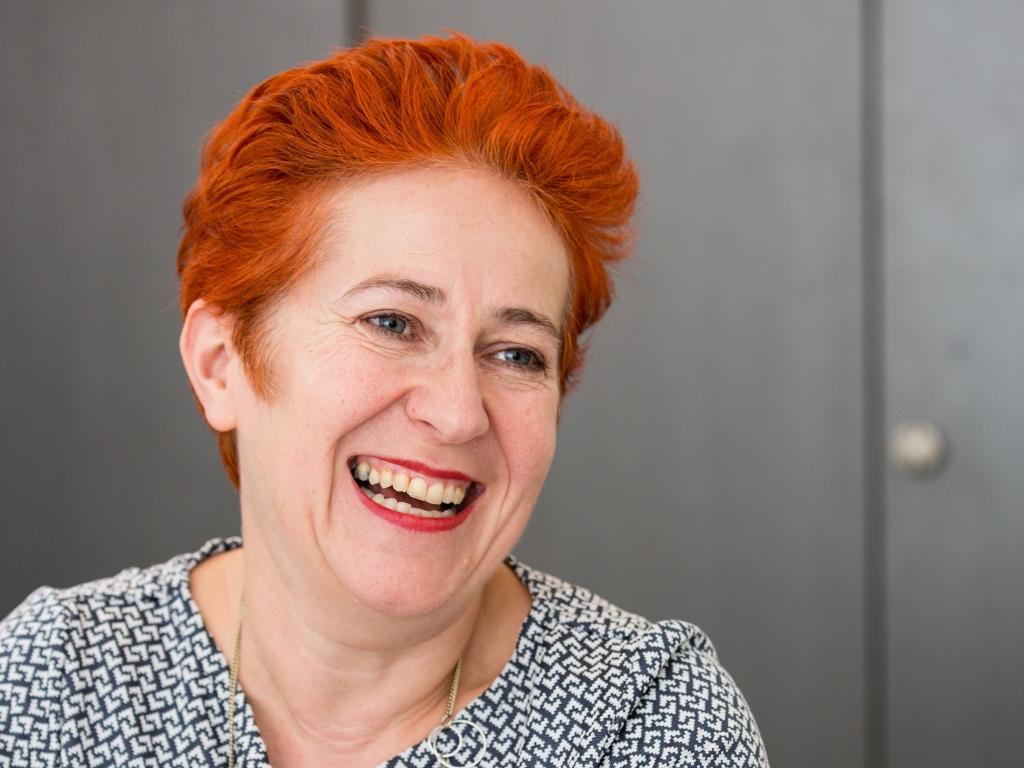 Andera Gadeib ist vielfach ausgezeichnet. copyright: DIE WIRTSCHAFT / Alex Weis