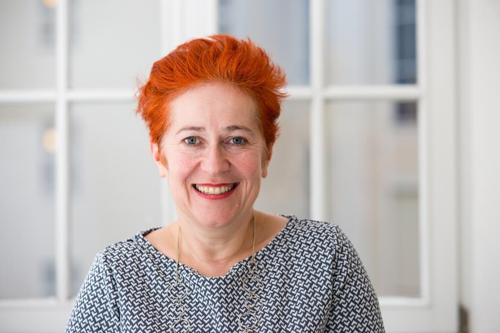 Andera Gadeib: Die digitale Vollblut-Unternehmerin copyright: DIE WIRTSCHAFT KÖLN / Alex Weis
