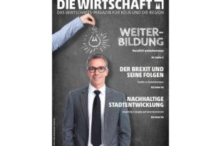 Die Wirtschaft Köln - Ausgabe-03-2018