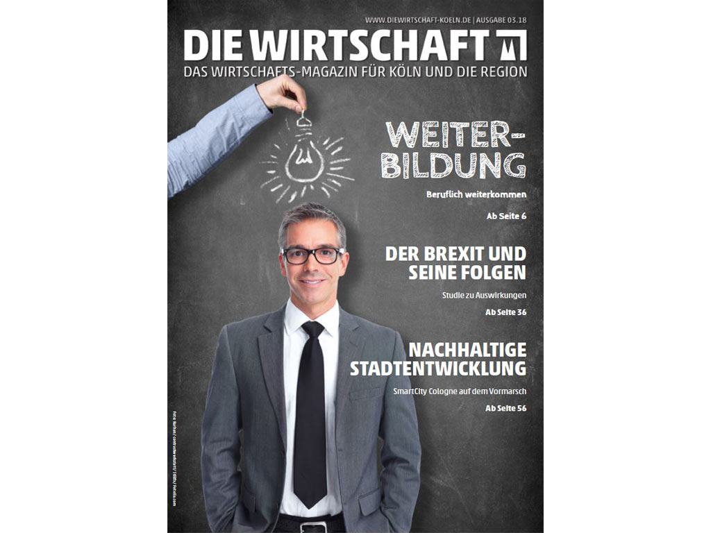 Die neue Print-Ausgabe der Wirtschaft Köln ist erschienen!