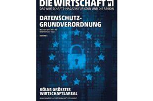 Die Wirtschaft Köln - Ausgabe-02-2018
