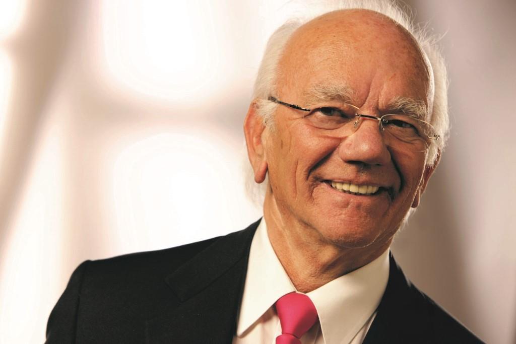 Ernst Blissenbach im Gesräch mit DIE WIRTSCHAFT KÖLN. copyright: Paul Leclaire