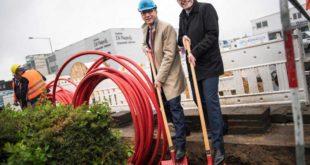 Kölns Digitaloffensive: NetCologne investiert 100 Millionen Euro in digitale Infrastruktur und Glasfasernetz
