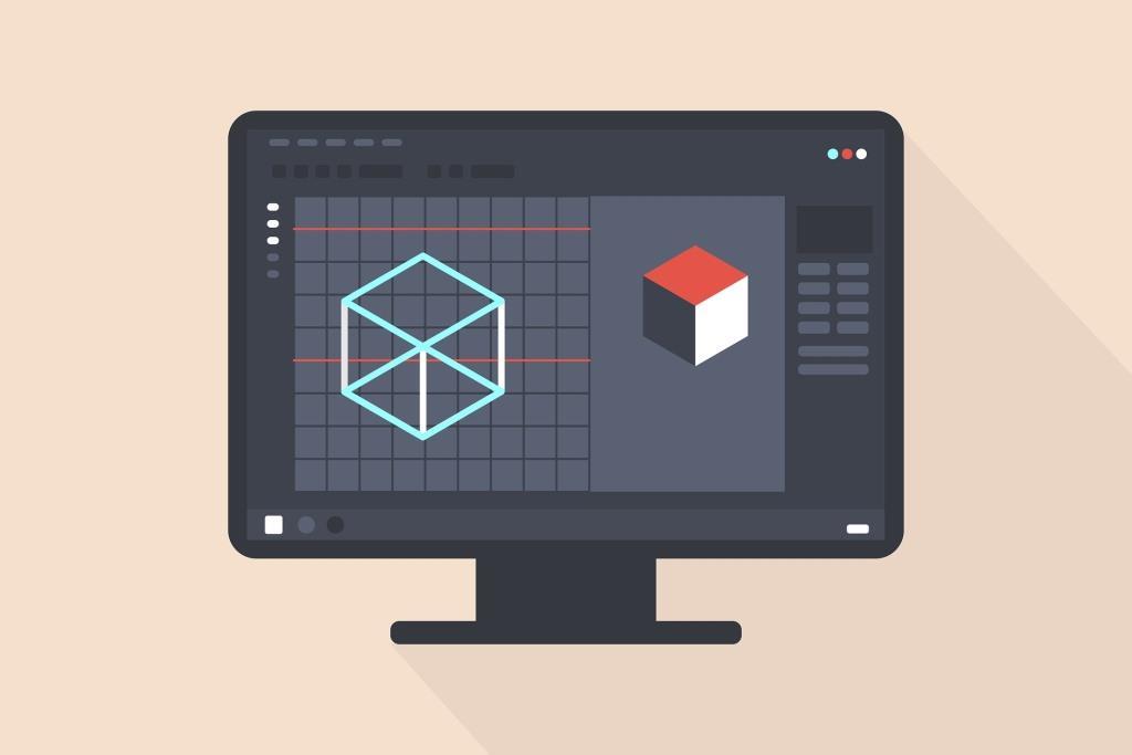 3-D-Design im Terabytebereich copyright: pixabay.com