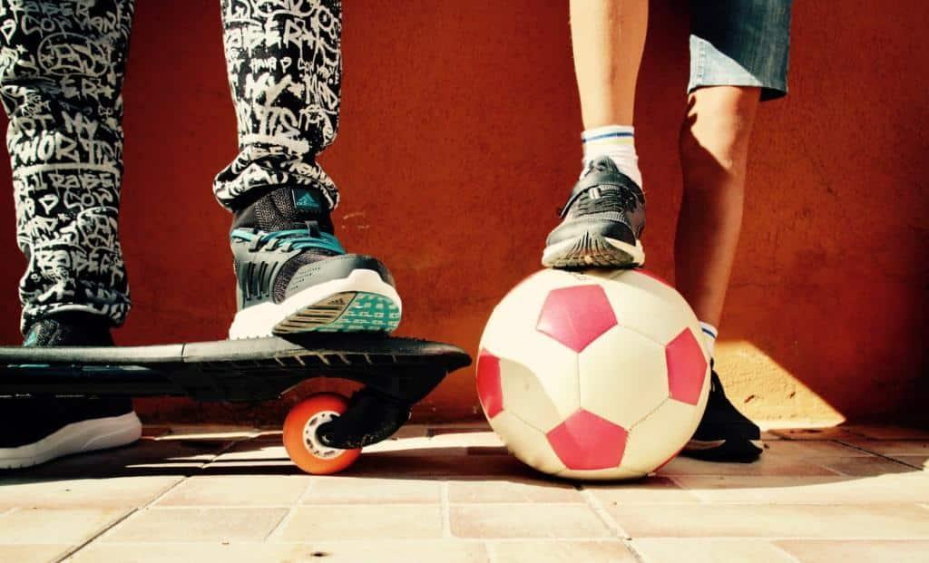 Ein wichtiger Bestandteil der Sportentwicklungsplanung sind Sportanlagen für Kinder und Jugendliche copyright: pixabay