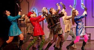 """Mit XING Backstage besuchte die XING Regionalgruppe Köln das Musical """"Hello, Dolly"""" in der Kammeroper Köln. copyright: Magdalena Spinn"""