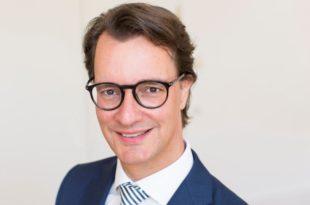 NRW Minister Wüst macht Druck, damit Baustellen schneller fertig werden copyright: Ralph Sondermann